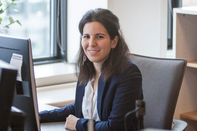 Martina Fischetti, Lead Engineer en Phd bij Vattenfall