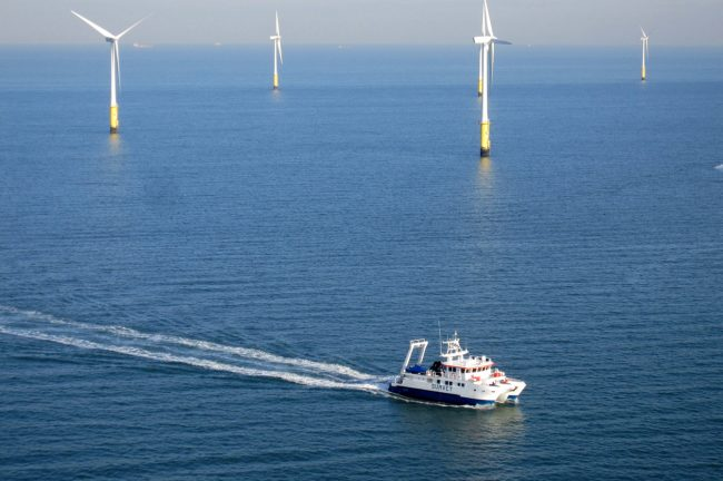 Wind farms Hollandse Kust