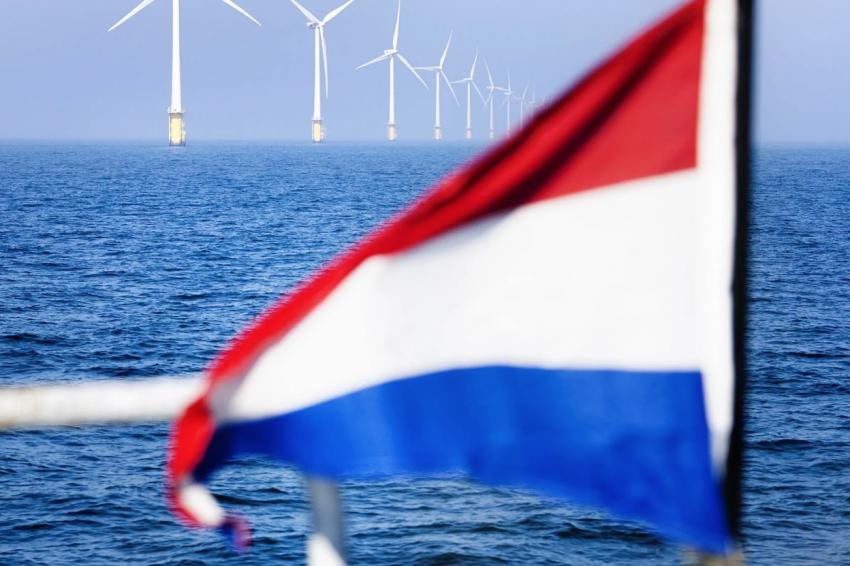 Windpark op zee Hollandse Kust Zuid 3&4